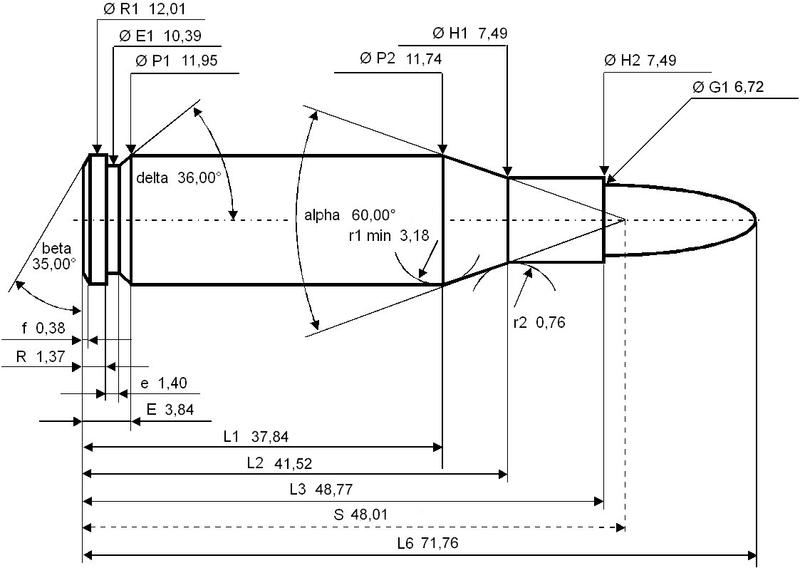 6.5 creedmoor dimensions
