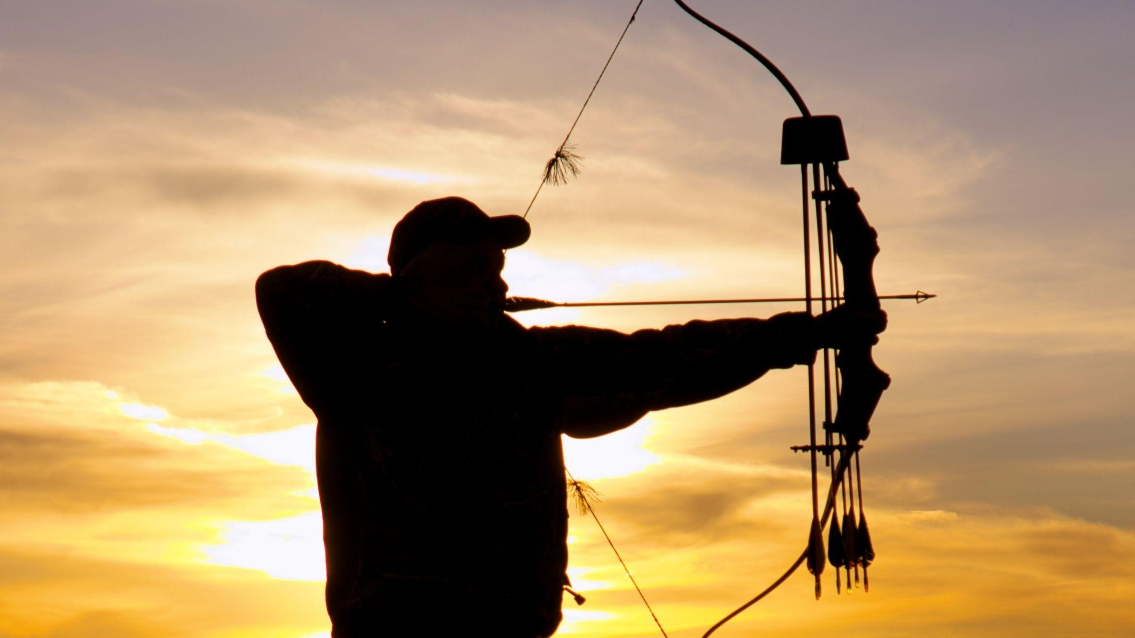 Traditional bowhunting
