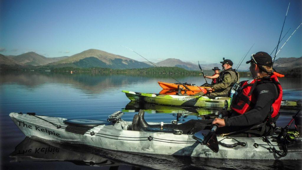what to wear kayak fishing