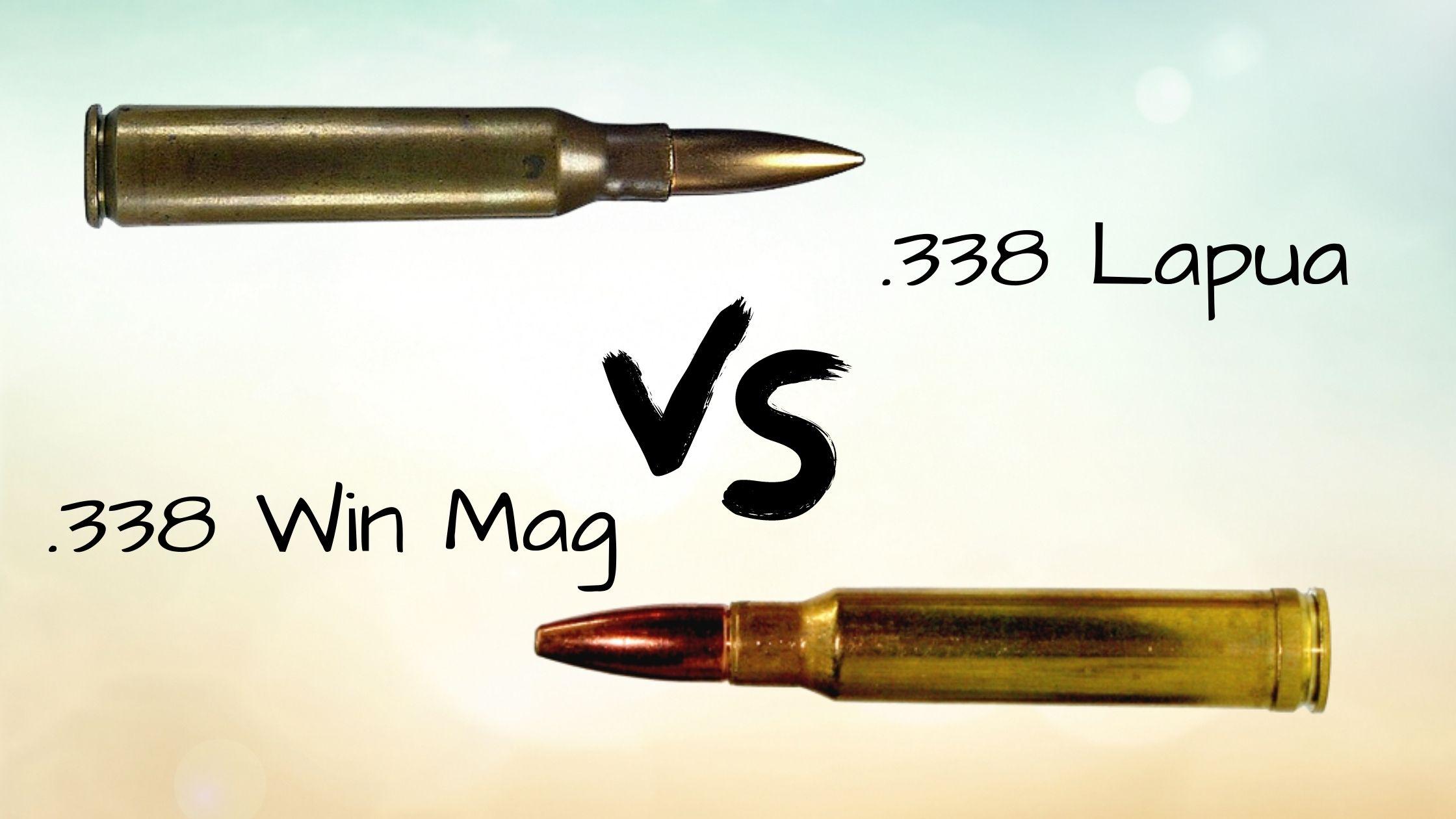 338 Lapua vs 338 Win Mag